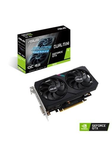 Asus Dual-Gtx1650-O4Gd6-Mını Geforce Gtx 1650 Oc 4Gb Gddr6 128 Bit Renkli